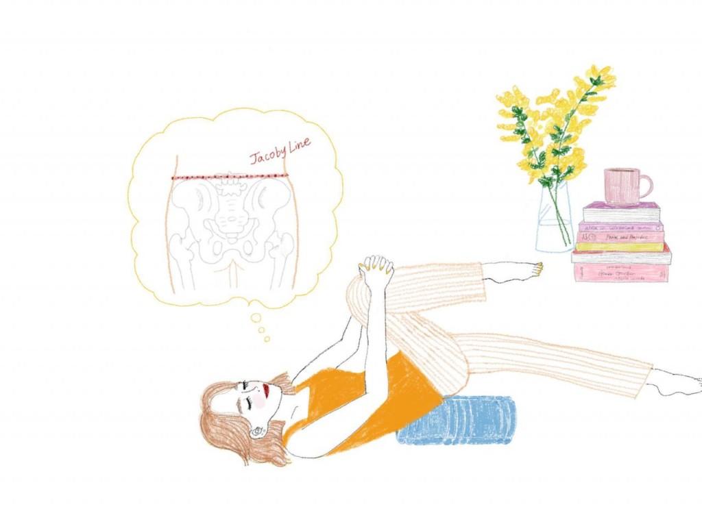骨盤を締める産後ダイエット方法