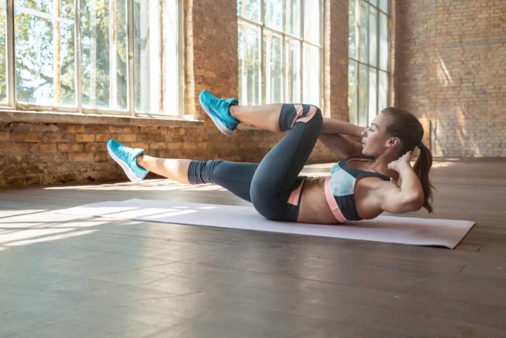 下腹ぽっこりに効くほぐしと筋力トレーニング