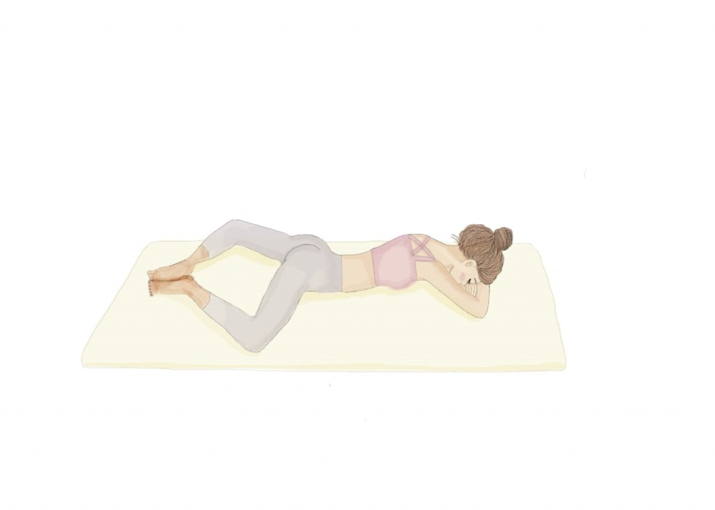予防医学のための骨盤締めトレーニンング