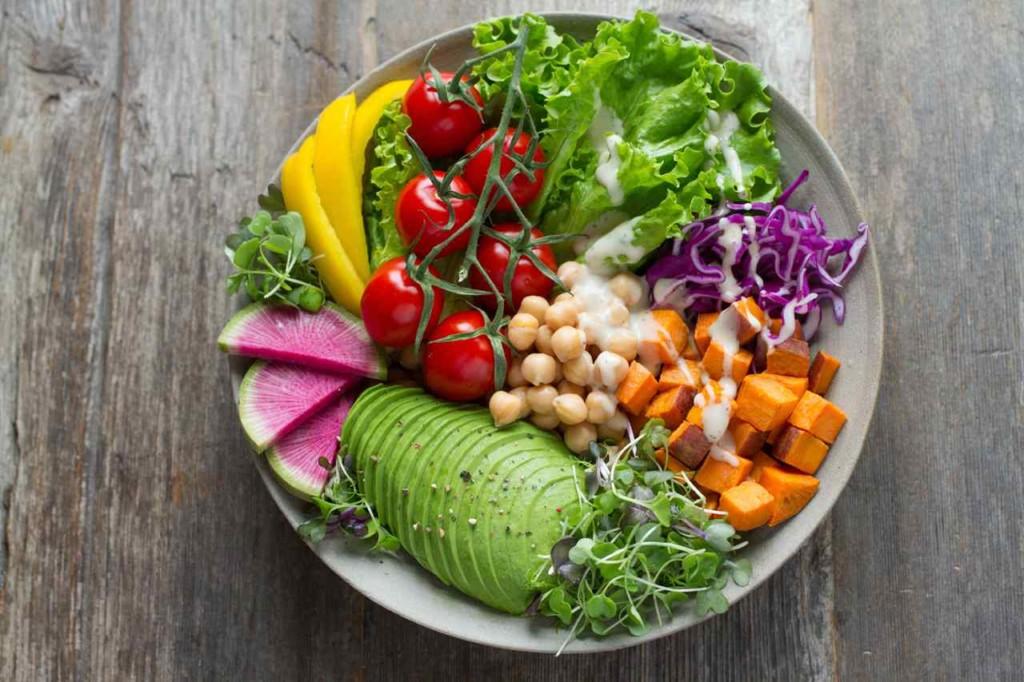 野菜で健康的にダイエット