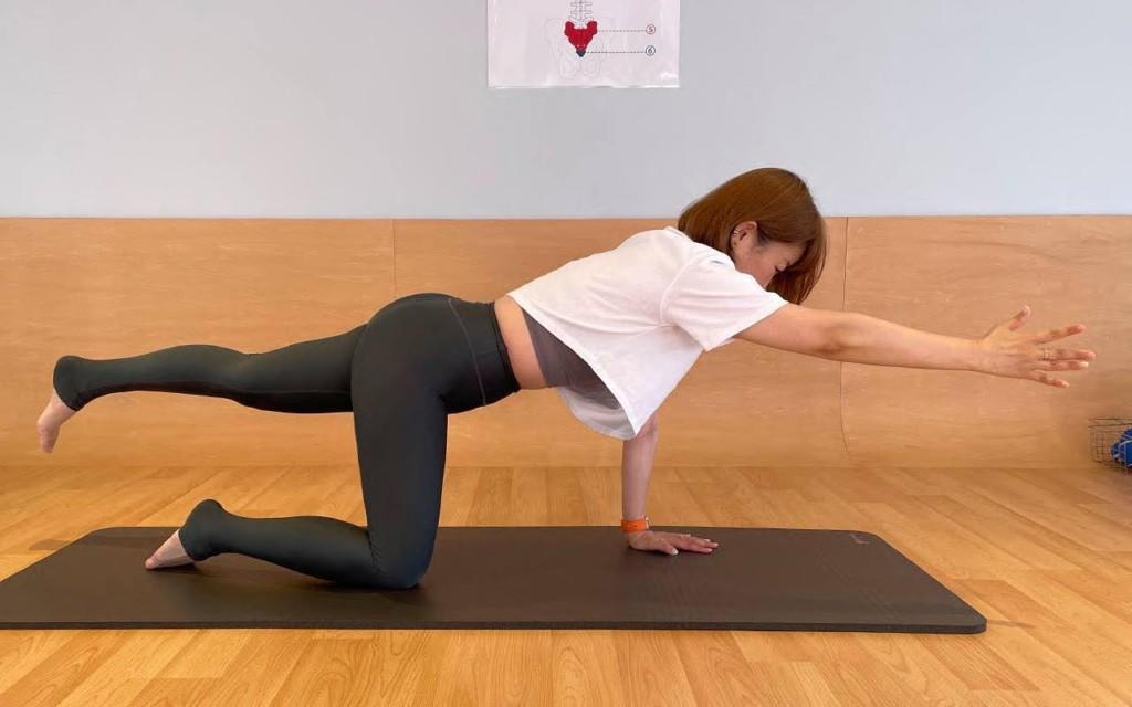 ユミコア式体幹トレーニング