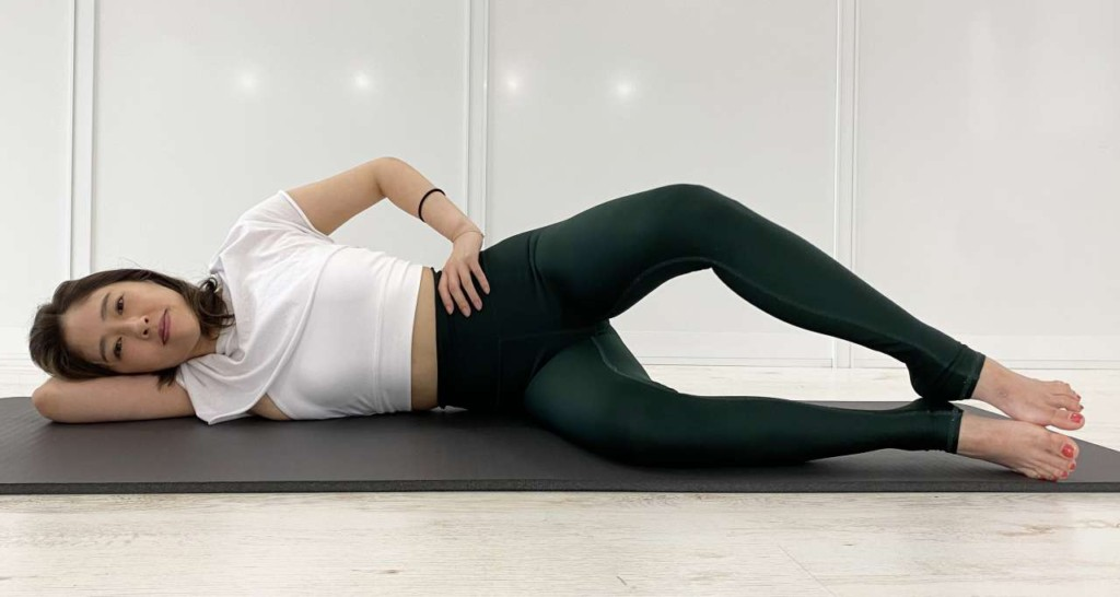 ユミコア式美脚トレーニング法