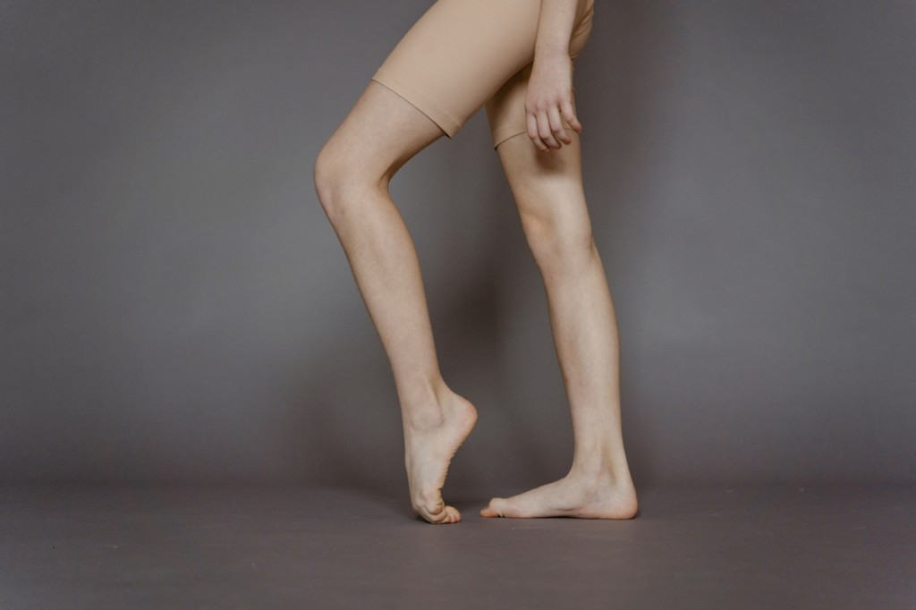 膝下O脚の原因