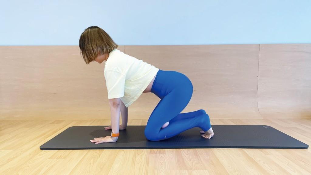 脚やせ効果が期待できる筋膜リリース